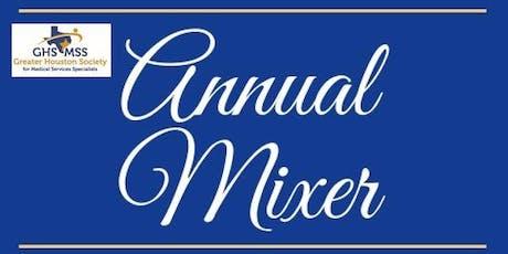 GHSMSS Annual Mixer 2019 tickets