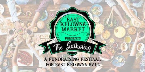 East Kelowna Market Presents The Gathering