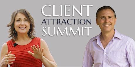 Client Attraction Summit tickets