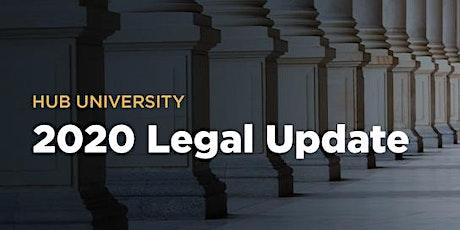 [Portland] HUB University: 2020 Legal Update tickets