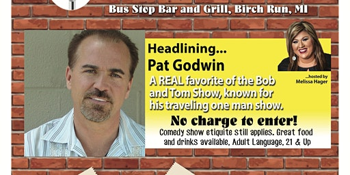 Comedy with Pat Godwin
