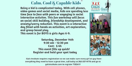 Calm, Cool, Capable Kids