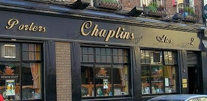 Chaplins Comedy Club: award winning, all seated comedy club every Saturday image