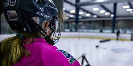 2019 Holiday Special: Girls Advanced Hockey Development Camp (12U-18U)