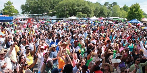Vendor Sign Up - Houston Crawfish & Music Fest