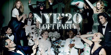 The Fifth's New Year's Eve Loft Party tickets