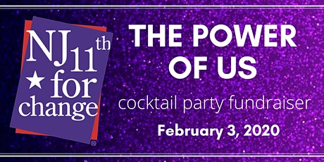 The Power of Us Cocktail Party Fundraiser tickets