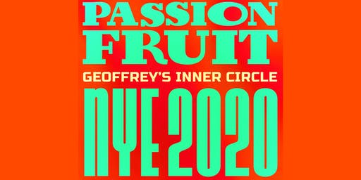 Passionfruit Queer NYE 2020!!!