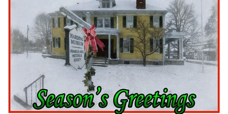 Holiday Historic Home Tour 2019, Franklin, OH  tickets