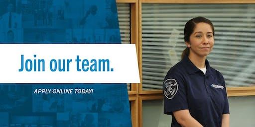 Security Officer Job Fair - Lagrange, GA