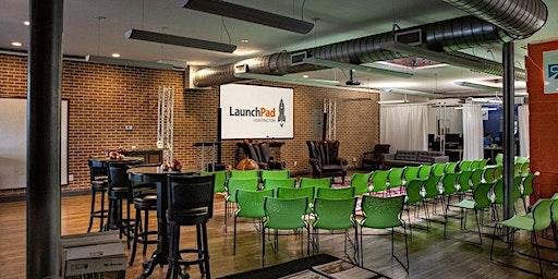 Launchpad Huntington 2019 Holiday Party