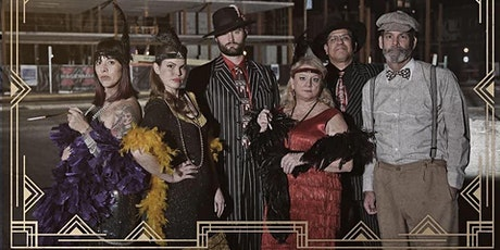 Roaring into the 20s New Years Eve Party tickets