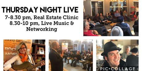 Year End Wine & Cheese Party, Panel Discussion and Live Holiday Music  tickets