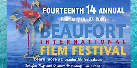14th Annual Beaufort International Film Festival 2020 tickets