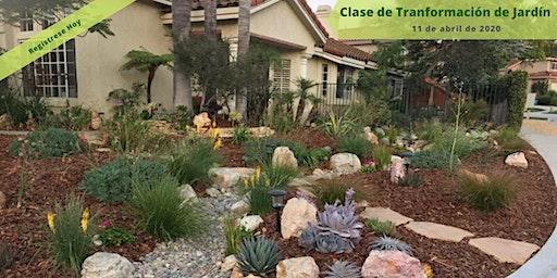 Clase de Transformación de Jardín