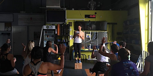 Strength training for runners: Free Workshop