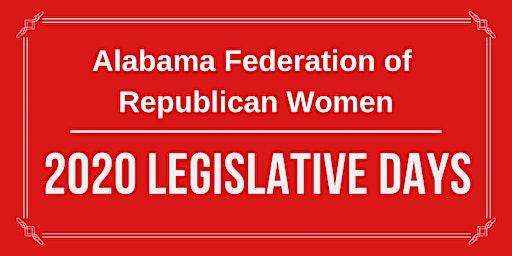 Alabama Federation of Republican Women 2020 Legislative Days