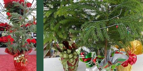 Miniature Tree Decorating - Bloomingdale tickets