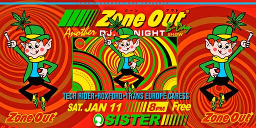 ZONE OUT - ANOTHER DJ NIGHT
