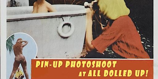 Pin-Up Photo-Shoot at All Dolled Up
