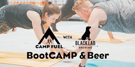 BootCAMP & Beer | Black Lab Brewing | Camp Fuel tickets