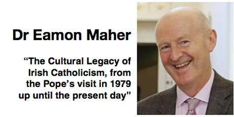 """The Cultural Legacy of Irish Catholicism,  from 1979 to the present day"" tickets"