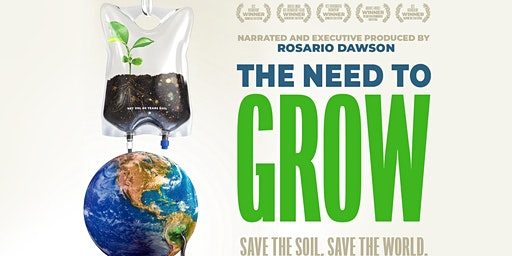 The Need to Grow - Film Screening with Director in Attendance!