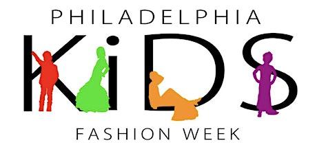 Philadelphia Kids Fashion Week - Season 9 tickets