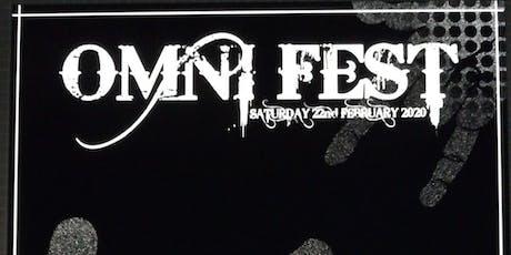 Omni Fest tickets