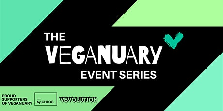 Vevolution & by CHLOE. Presents: The Veganuary Celebration Wellbeing Rave tickets