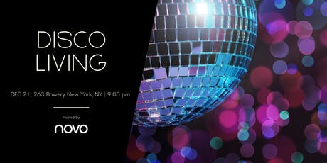 Its time to disco-nnect @NOVO Hosted by Yaniv, Yifat & Noosh tickets