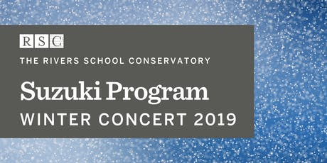 Suzuki Program Winter Concert 2019 tickets