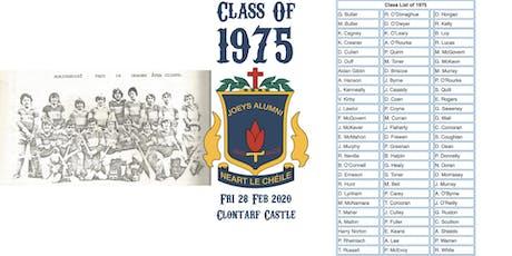 Class of 1975 45 Year Reunion tickets