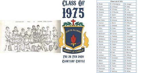 Class of 1975 45 Year Reunion
