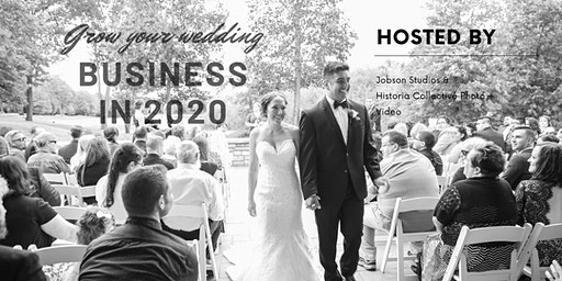 Grow your Wedding Business in 2020 !