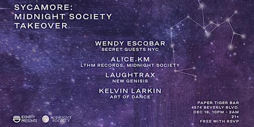 Sycamore 009: Midnight Society Takeover (Brooklyn)