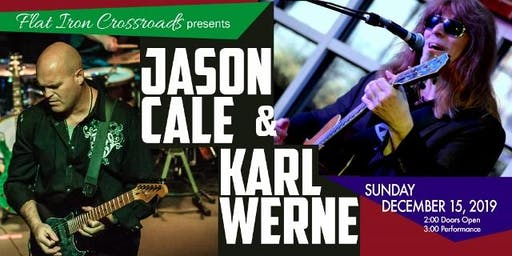 Jason Cale and Karl Werne