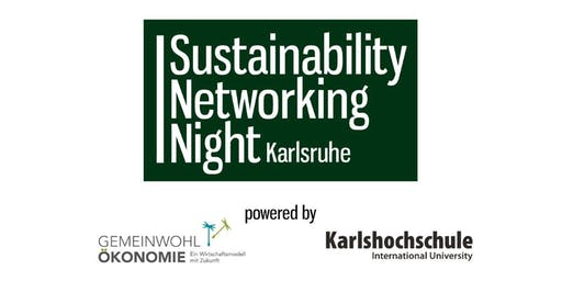 Sustainability Networking Night Karlsruhe