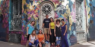 Sábado de Walking Tour Barracas 1, las mil caras del sur profundo