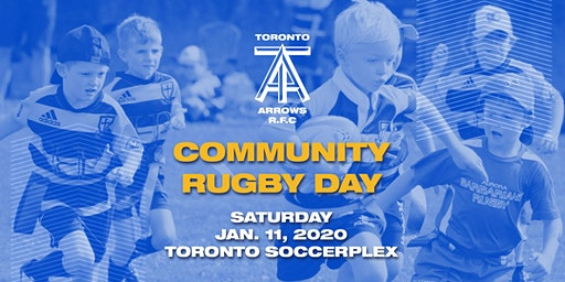 Toronto Arrows Community Rugby Day