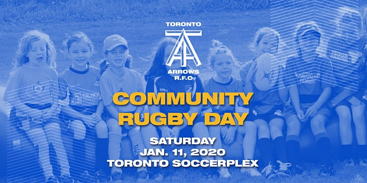 Toronto Arrows Community Rugby Day image