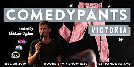 Comedy Pants: Victoria tickets