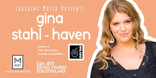 Laughing Mater with Gina Stahl-Haven