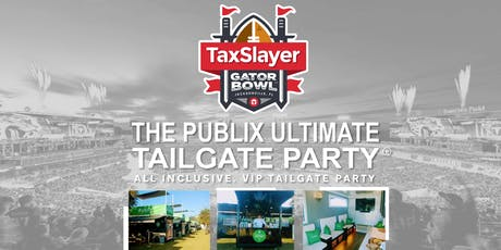 The Publix Ultimate Tailgate Party | TaxSlayer Gator Bowl at JAX Village tickets