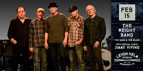 The Weight Band: The Band & The Blues tickets