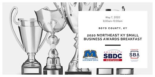 2020 Northeast Kentucky Small Business Awards Breakfast