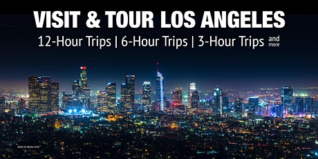 See All of Los Angeles in One Day - Private Hop on Hop off service tickets