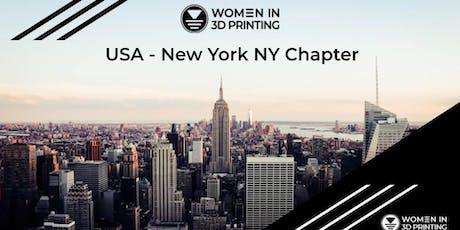 New York Chapter - September tickets