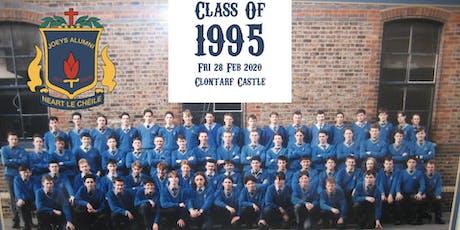 Class of 1995 25 Year Reunion tickets