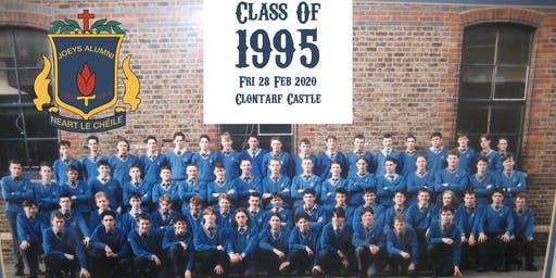 Class of 1995 25 Year Reunion